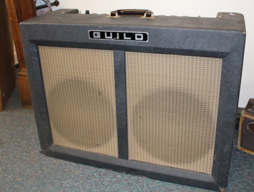 ~1963 GUILD  200-S Combo