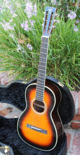 ~2002 Santa Cruz Guitar Company PJ Custom