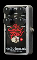 ELECTRO-HARMONIX Bass Soul Food Overdrive Effects Pedal