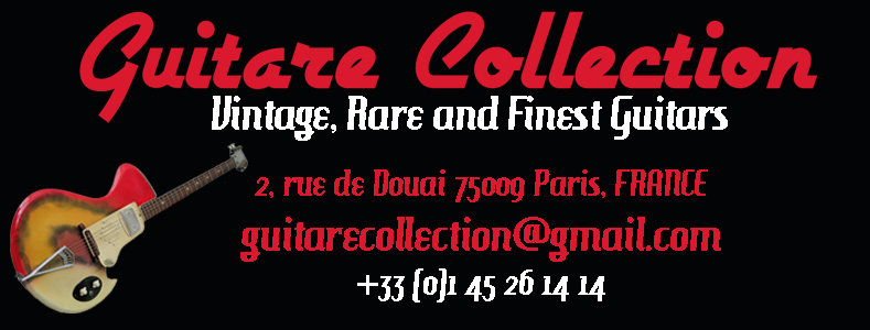 GUITARE COLLECTION