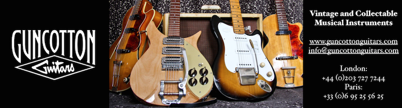 Guncotton Guitars