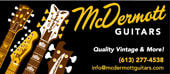 McDermott Guitars