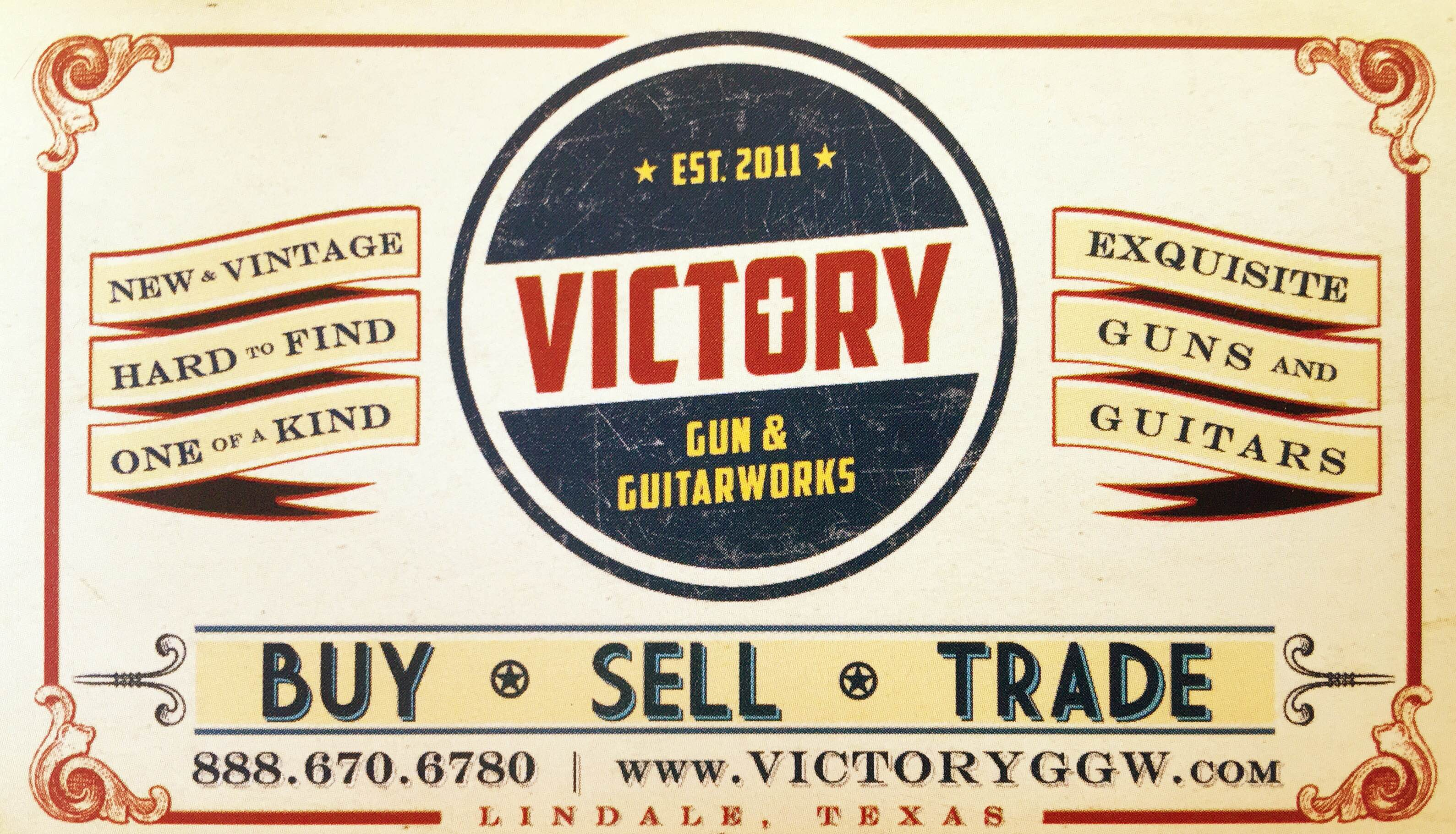Victory Gun & Guitar Works, LLC