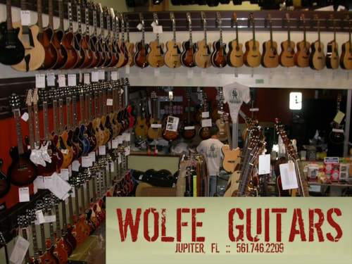 Wolfe Guitars