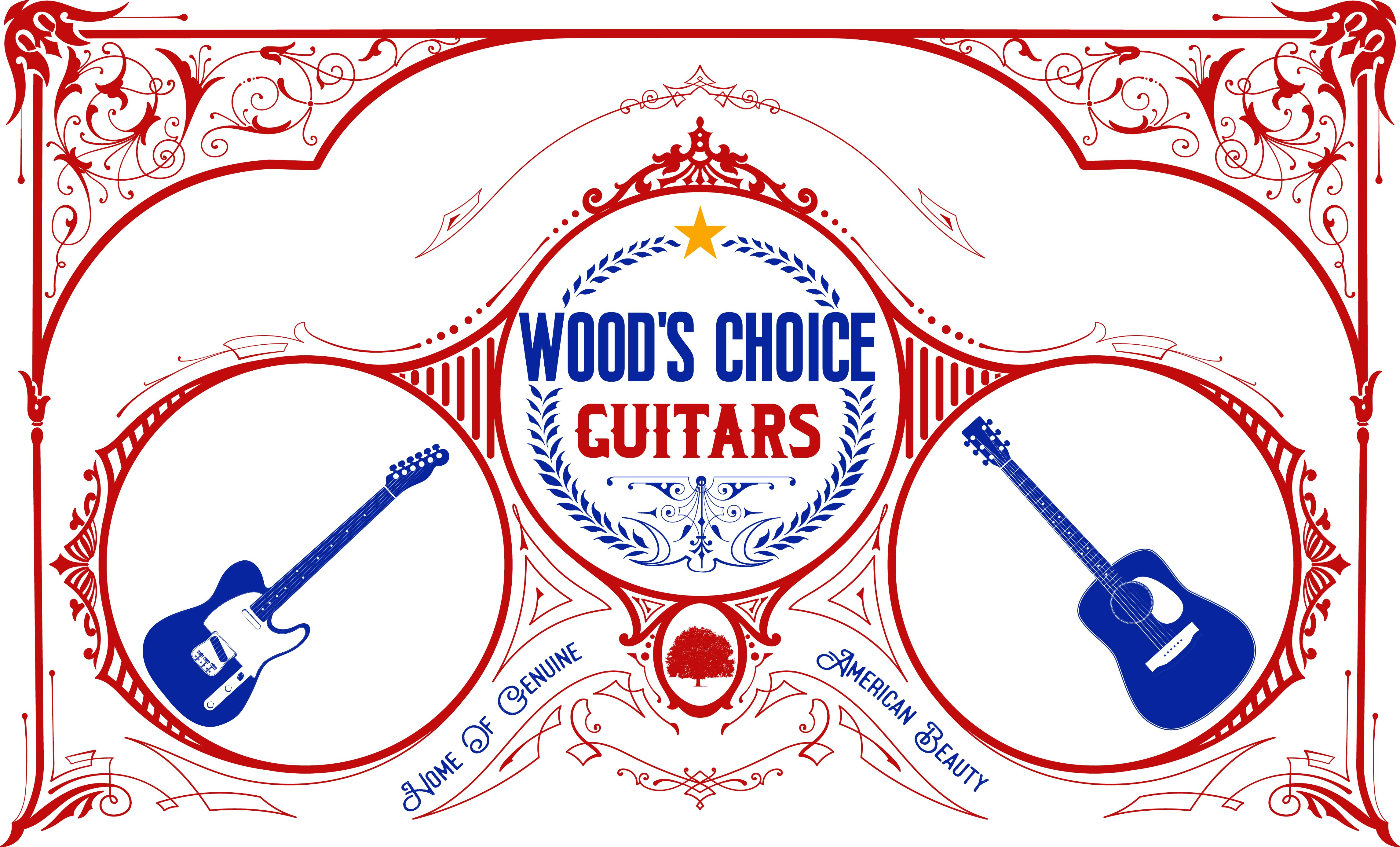 Wood's Choice Guitars